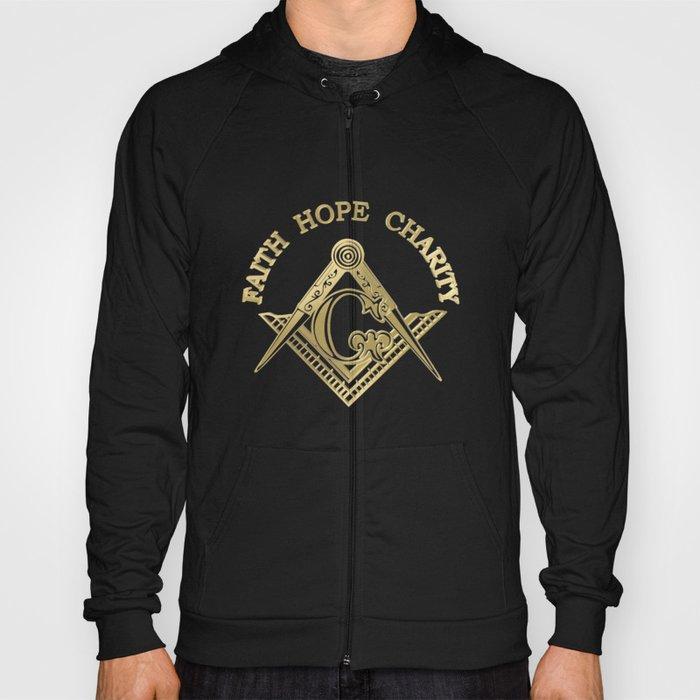 Masonic symbol Hoody