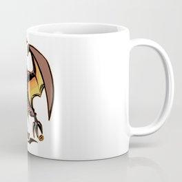 Rodan Kaiju Print FC Coffee Mug