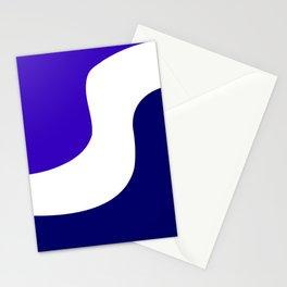 flag of sacramento Stationery Cards