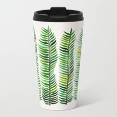Seaweed Metal Travel Mug
