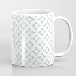 marine lines pattern Coffee Mug