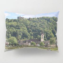 Burg Osterspai am Rhein Pillow Sham