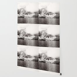 Wild Winter (B&W) Wallpaper