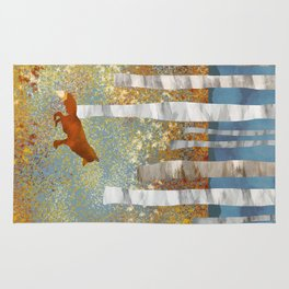 Autumn Fox Rug