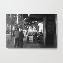 All food Metal Print