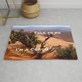 Talk to Me.... Rug