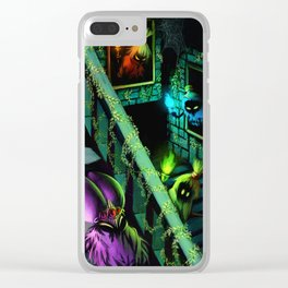 Zelda: Poe Sisters Clear iPhone Case