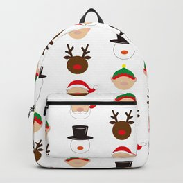 Christmas Four Backpack