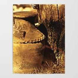Ancient Jar Poster