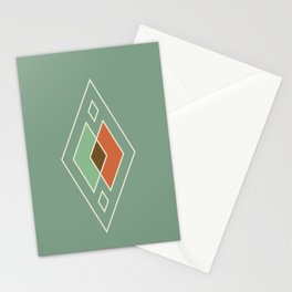 camp ivanhoe Stationery Cards