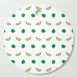 Durian - Singapore Tropical Fruits Series Cutting Board
