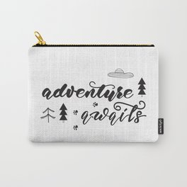 travel lettering Carry-All Pouch