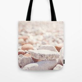 AFE Beach Rocks, Beach Photography Tote Bag