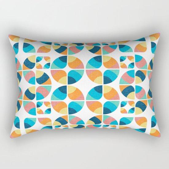 2015 Pattern Collection: Spring Rectangular Pillow