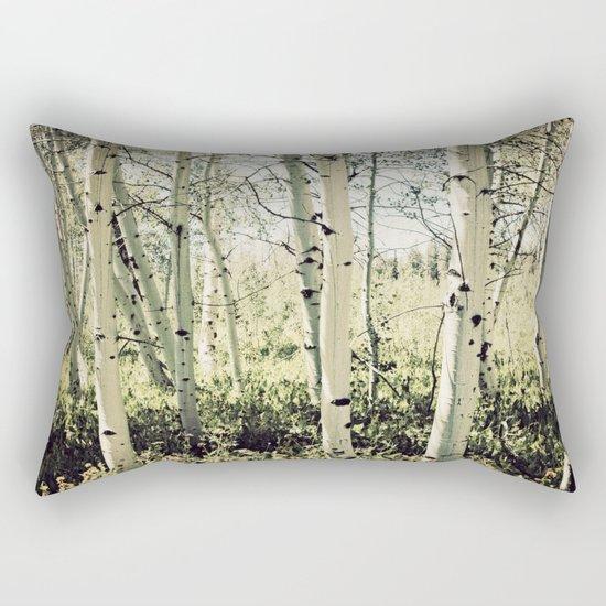 Aspen Grove Rectangular Pillow