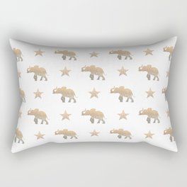 ELEPHANT & STARS Rectangular Pillow