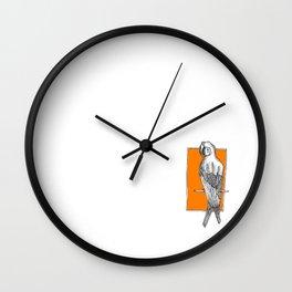 PERROQUET Wall Clock