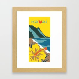 Kauai Framed Art Print
