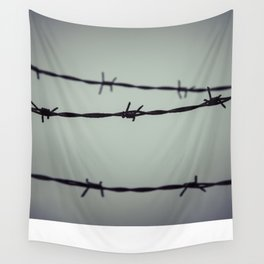 Barbed Wire Wall Tapestry