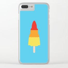 Ice Cream Sunday Clear iPhone Case