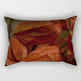 Chinese lanterns Rectangular Pillow