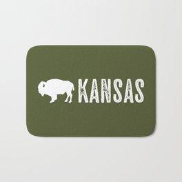 Bison: Kansas Bath Mat