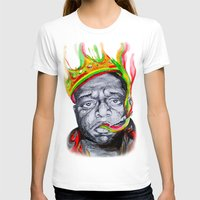 biggie smalls T-shirts featuring Biggie Smalls by Liam Reading