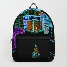 Vibrant city 2 Backpack
