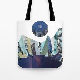Lunar Lake Tote Bag