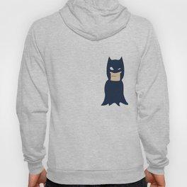 Bat Hero, man DC Hoody