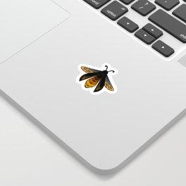 Fireflies Sticker