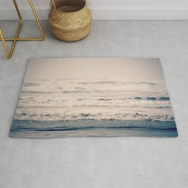 A Gray Day Rug