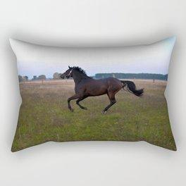 Autumnal spirit Rectangular Pillow