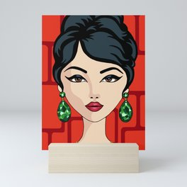 Sofia Mini Art Print