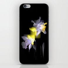 Cubist Daffodils iPhone & iPod Skin