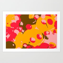 Cherry Surprise Art Print