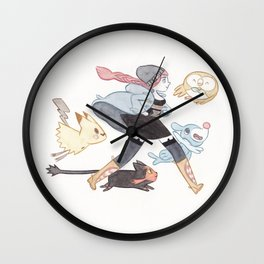 Run Wall Clock