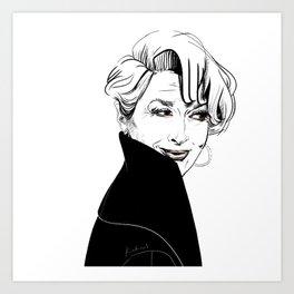 MS Art Print