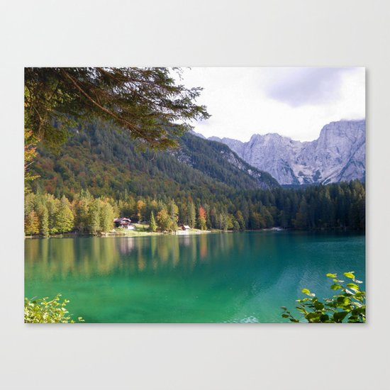 Charmed and Enchanted Canvas Print