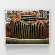 Time Gone By..... Laptop & iPad Skin