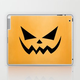 Scary Jack-O-Lantern Laptop & iPad Skin