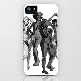 Ya'll Can't Handle The Femme Power iPhone Case