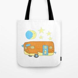 Goodnight Camper Tote Bag