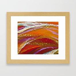 B7 Framed Art Print