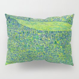 Klimt - Litzlberg on the Attersee (new editing) Pillow Sham