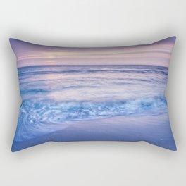Shore Ruffles Rectangular Pillow
