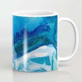 Deep Blue Ocean Life Coffee Mug