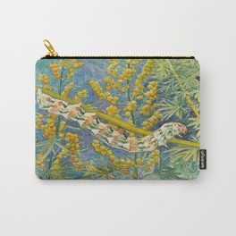 Cucullia Absinthii Caterpillar Carry-All Pouch