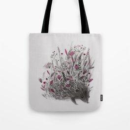 HEDGEHOG (grey) Tote Bag