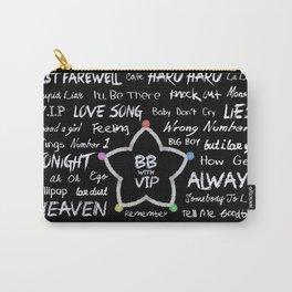 Fan Board Carry-All Pouch